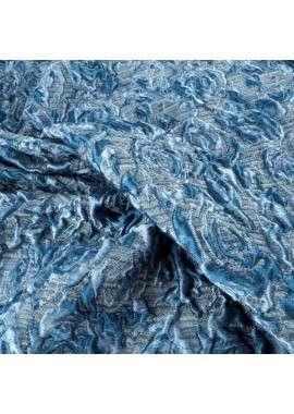 Flores en tonos azules