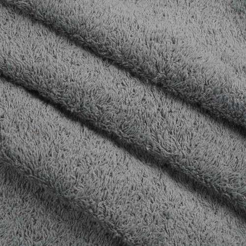 Toalla rizo gris