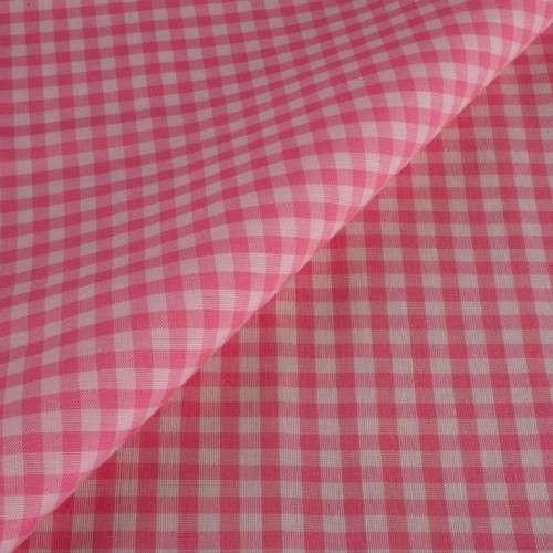 Cuadro vichy rosa