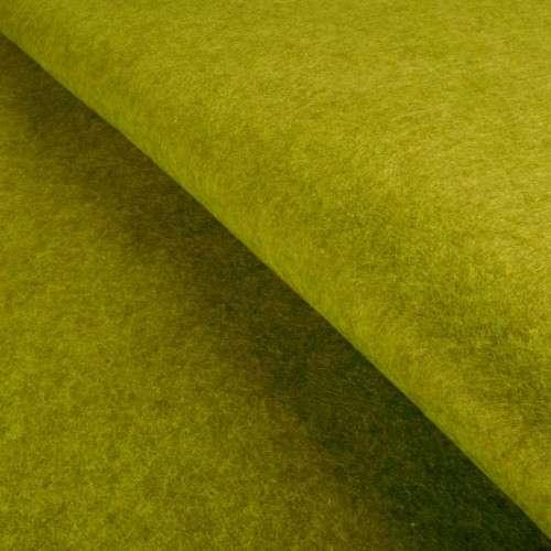 Fieltro verde grosor 1 milímetro