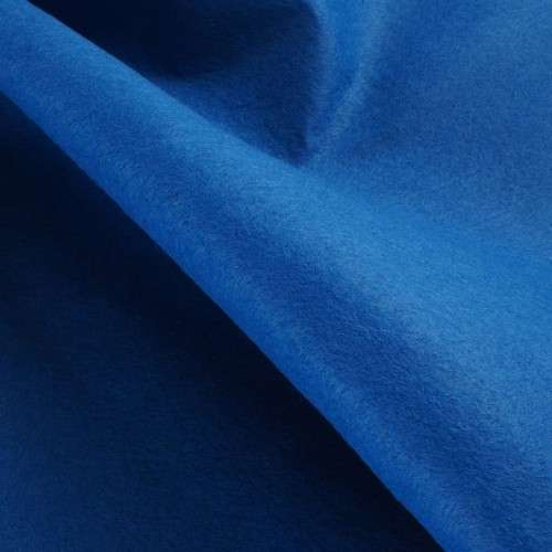 Fieltro azul royal grosor 1 milímetro