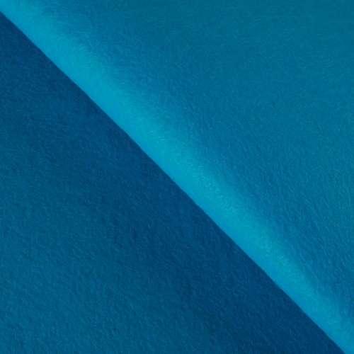 Fieltro azul grosor 1 milímetro