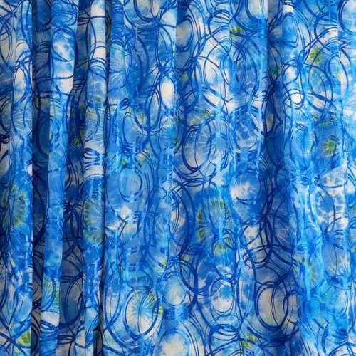Punto psicodelia azul