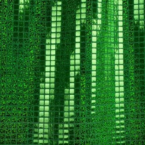 Lentejuela verde