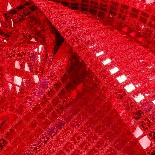 Lentejuela roja