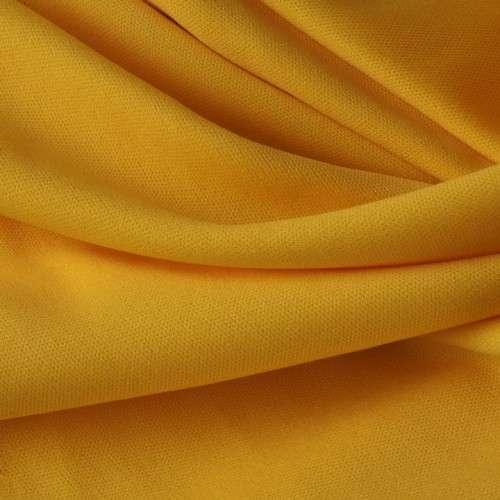 Punto de seda amarillo