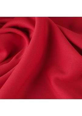 Punto de seda rojo