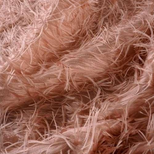 Fil coupé rosa palo